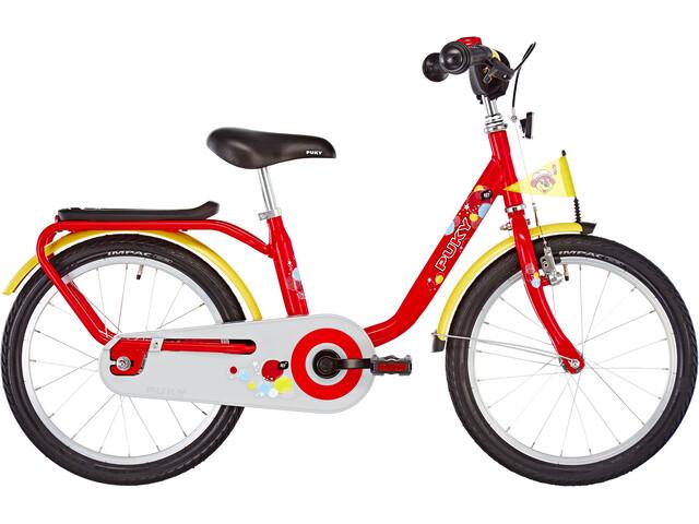 Puky Z 8 Børnecykel Børn, red